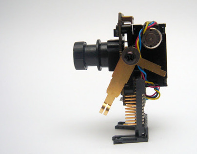 Robot Sculpture  |  Ejit