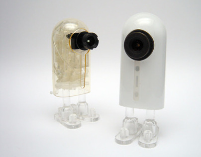 Robot Sculpture  |  CapsuleBros