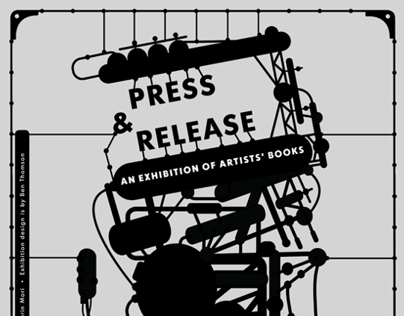 'Press & Release' Poster