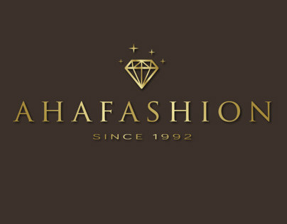 Logo Design | Aha Fashion