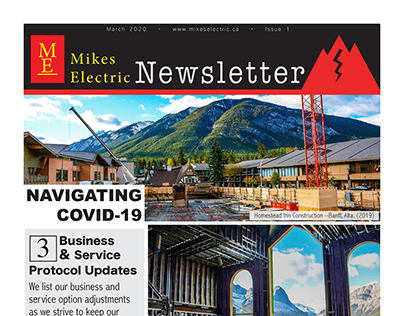 Mikes Electric Newsletter