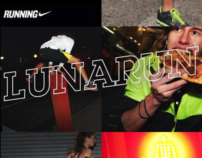 Lunarun Nike Running