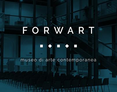 FORWART - arte contemporanea a Padova / school project