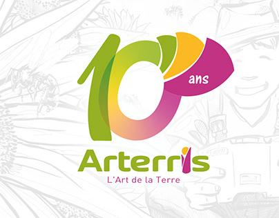 Arterris - Event 10 years anniversary