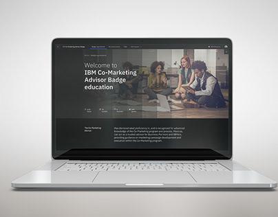 IBM Co-Marketing Advisor - the lead space