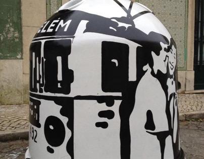 Public Art, Belém, 2013