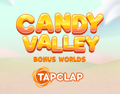 """Bonus worlds for """"Candy Walley"""""""