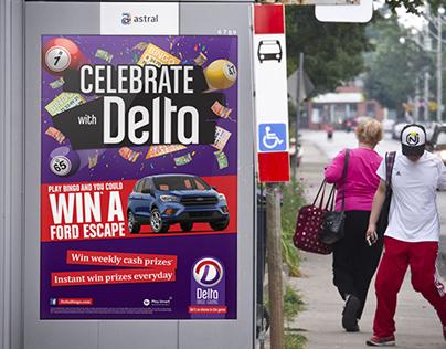 Celebrate with Delta