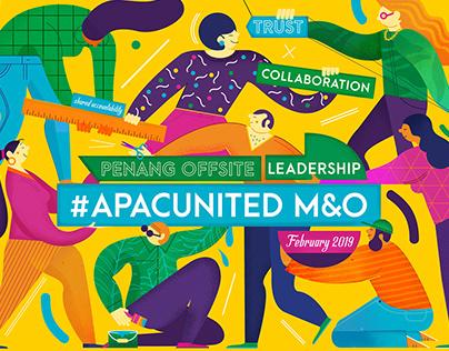 "Illustration for Microsoft company ""APACUNITED"""
