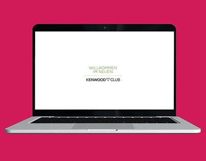 Instagram Kenwoodclub.de launch video