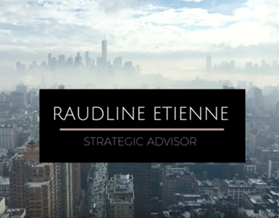 Raudline Etienne: Visual Resume