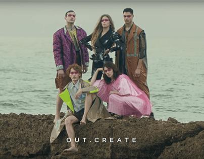 OUT.CREATE - AltaRoma & Fashion Film Festival Milano