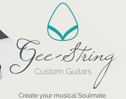 Gee-Sting Custom Guitars