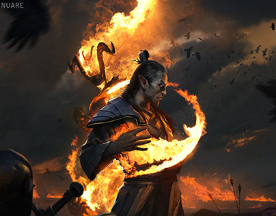 Temple Conjurer