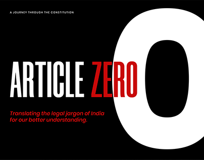 ARTICLE ZERO | Understanding The Preamble of INDIA