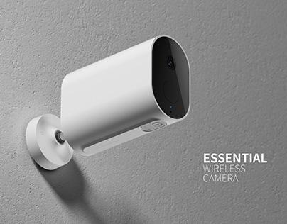 ESSENTIAL wireless camera