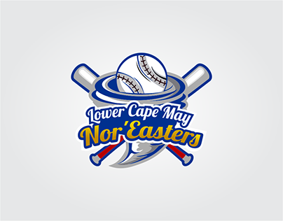 Lower Cape May NorEasters LOGO DESIGN