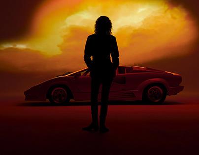 LamborghiniCountach 50th anniversary