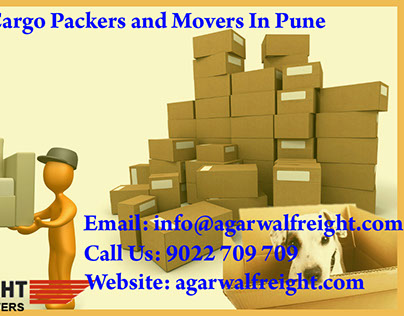 Agarwal Packers Movers On Behance