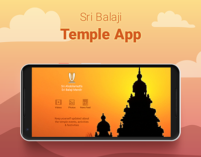Sri Balaji Temple App