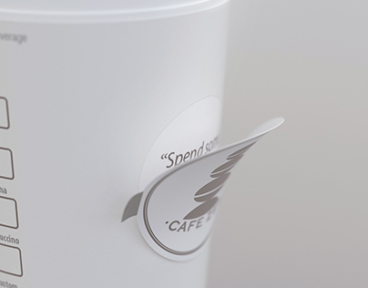Cafe Zen, Promotional Packaging