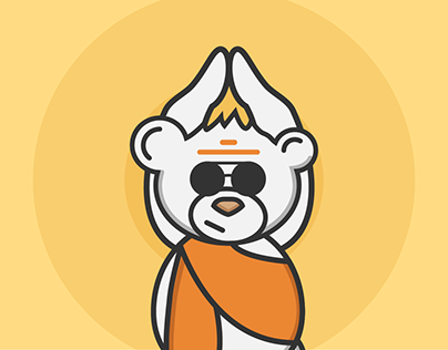 Bear My Day - iOS Sticker Pack
