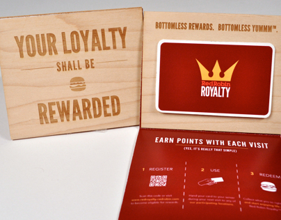 Red Robin Royalty Rebrand