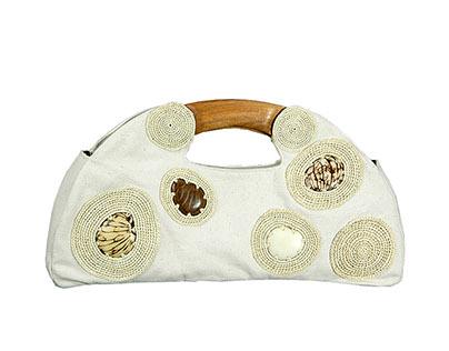 Ethical Fashion - Tagua Nut & Paja Toquilla Handbags