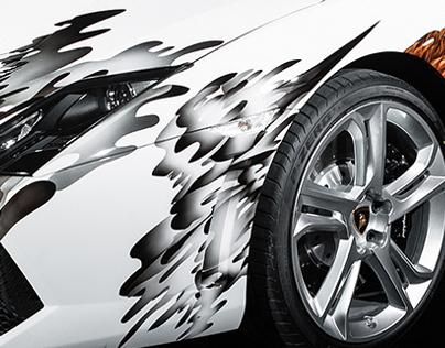Lamborghini Artist limited edition