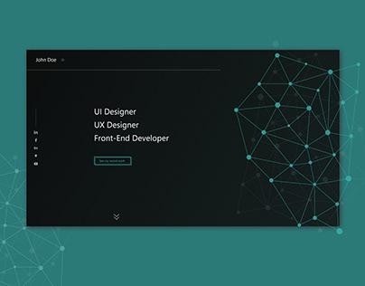 Simple Landing Page & Web Design