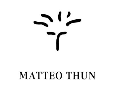 Website Matteo Thun - Project 1996