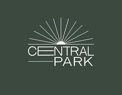 Central Park website redesign