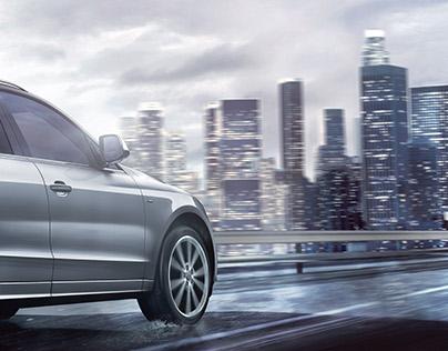 Audi Italia - ADV PRINT