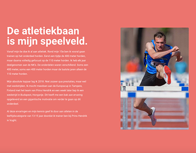 Rebranding personal website Kees Janssen