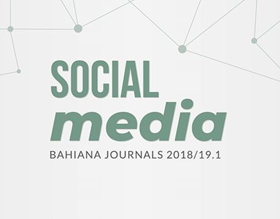 Social Media - BAHIANA Journals 2018/19.1