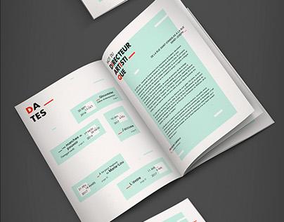La Bordée - Brochure