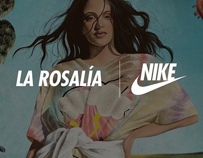 ROSALÍA x NIKE