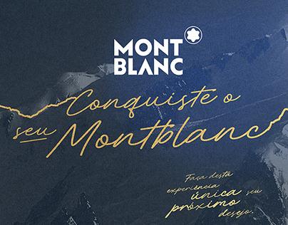 Conquiste o seu Montblanc | MONTBLANC