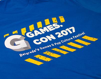 Games.CON 2017 / Branding Campaign