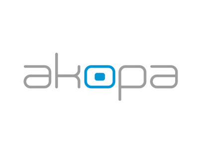 Logo design for Akopa