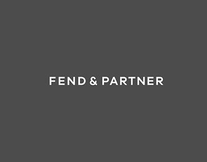Fend & Partner AG Branding