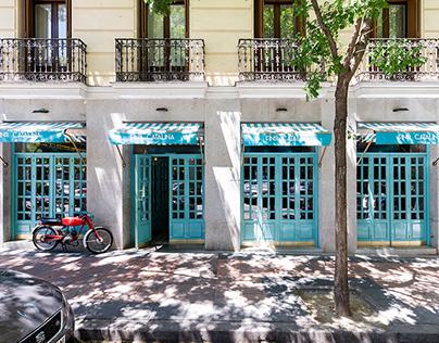 "Restaurante ""Fina Catalina"""