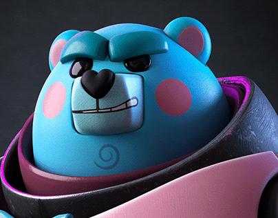 Bear Lightyear