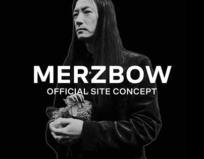 Merzbow / Redesign Site