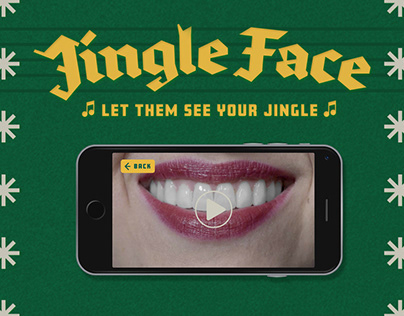 Jingle Face App