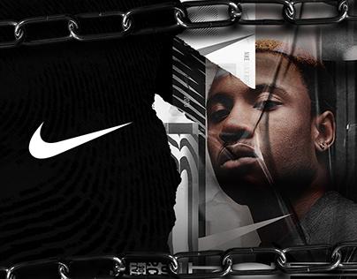 Nike Black Rose Campaign