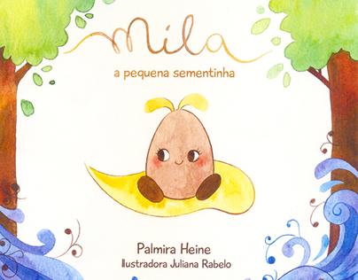 Mila, a pequena sementinha