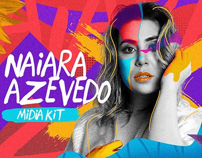 Naiara Azevedo - Midia Kit