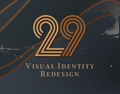 Ulus 29 Visual ID Redesign