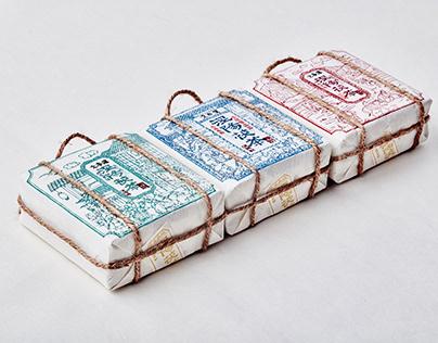 【泾阳茯茶】砖茶包装 Jingyang Brick Tea